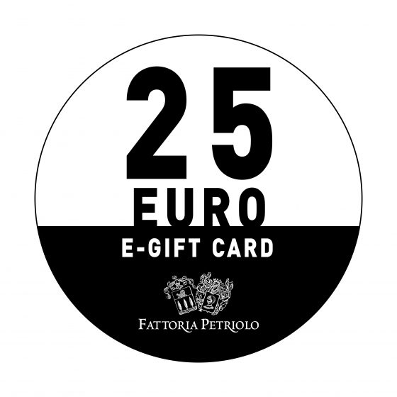 Gift Card Petriolo 25 euro