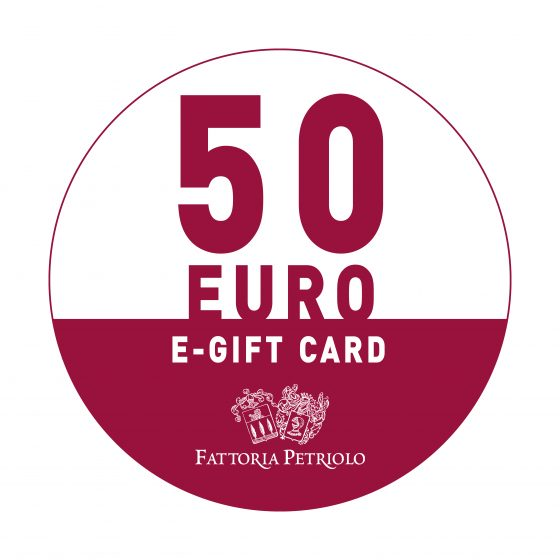 Gift Card Petriolo 50 euro